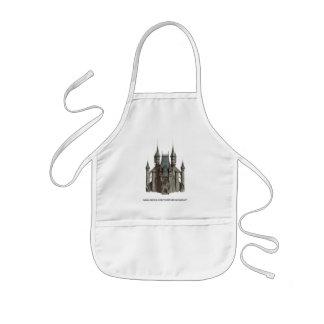 Fairy tale Castle Kids' Apron