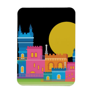 Fairy Tale Castle Magnet