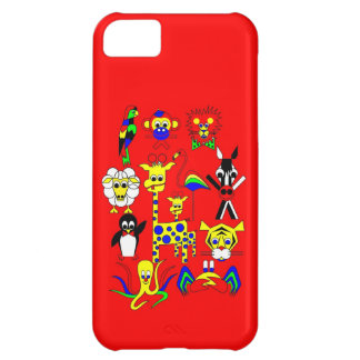 Fairy Tale Characters for a company iPhone 5C Cover