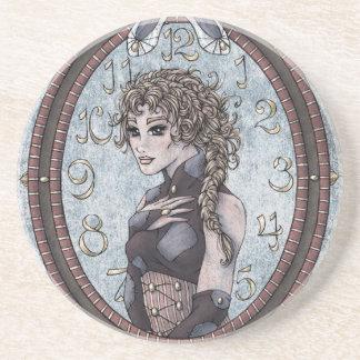 "Fairy Tale ""Cinderella"" Fantasy Art Coaster"
