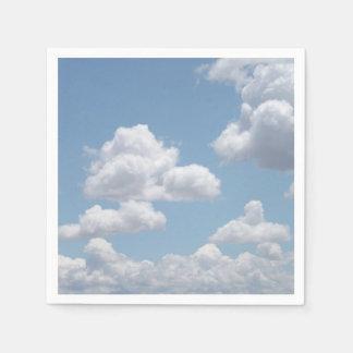 Fairy Tale Clouds Paper Napkins
