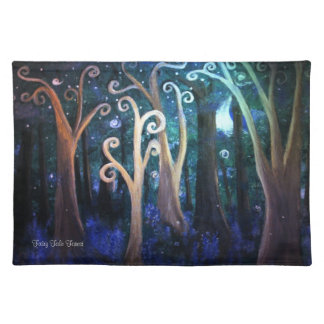 Fairy Tale Forest placemat