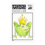 Fairy tale Frog Prince Stamps