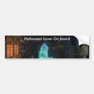 Fairy Tale Ghost Bumper Sticker