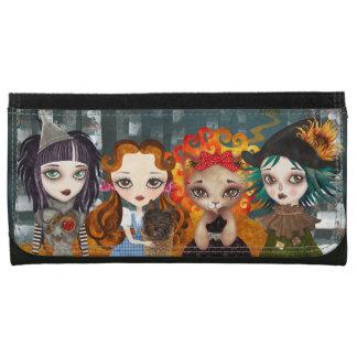 Fairy Tale Girls Leather Wallet