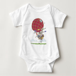 Fairy Tale Hot Air Balloon Creeper