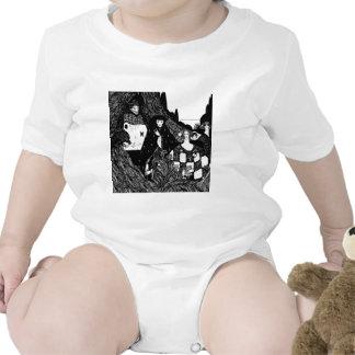 Fairy Tale - Illustration 2 Baby Bodysuit