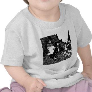 Fairy Tale - Illustration 2 T-shirts