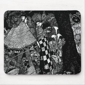Fairy Tale - Illustration 4 Mouse Pad