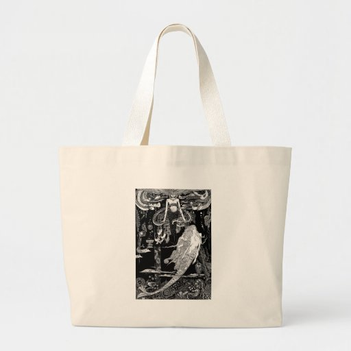 Fairy Tale - Illustration 6 Canvas Bag