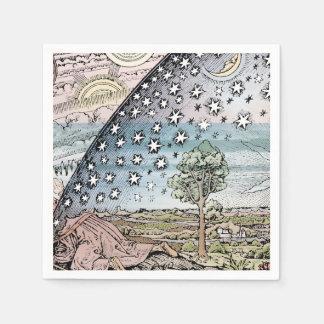 Fairy Tale Illustration Napkin