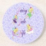 Fairy Tale Life Beverage Coasters
