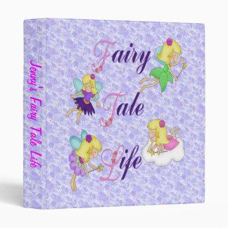 Fairy Tale Life Binders