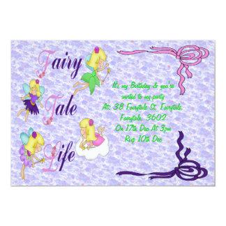 Fairy Tale Life Card