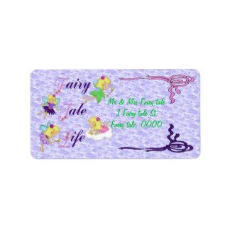 Fairy Tale Life Label