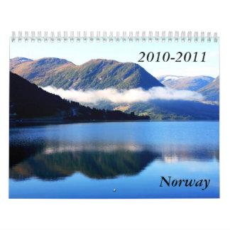 Fairy tale o Scandinavia Calendar