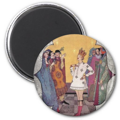 Fairy Tale Prince Magnet
