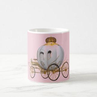 Fairy Tale Princess Carriage Coffee Mug