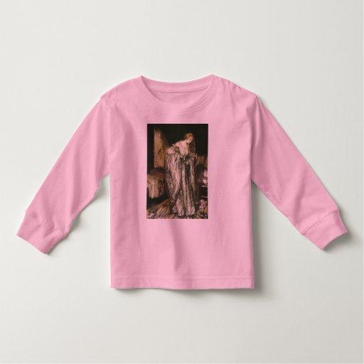 Fairy Tale Princess Sparkle Dress Shirt