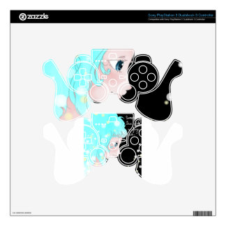 Fairy Tale PS3 Controller Decal