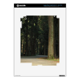 Fairy Tale Road Decals For iPad 3