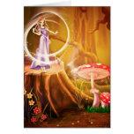 Fairy Tale Scene Greeting Card