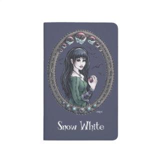 """Fairy Tale """"Snow White"""" Mini Pocket Journal"""