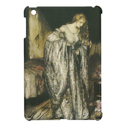 Fairy Tale Sparkle Dress iPad Mini Cover