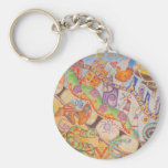 fairy Tale Story Keychains