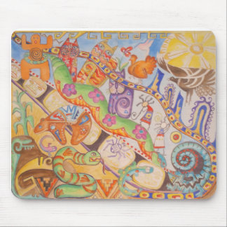 fairy Tale Story Mouse Pad