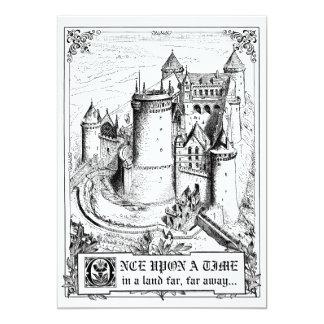 Fairy Tale Storybook Wedding Invitations