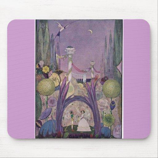 Fairy Tale Wedding Mousepad