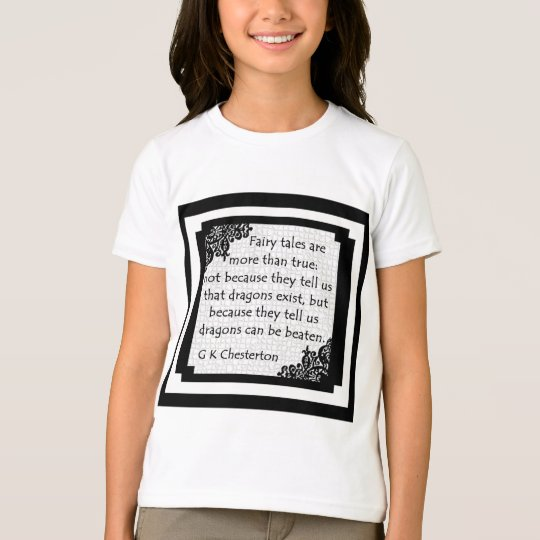 Fairy Tales Are... Children's Shirt