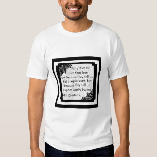 Fairy Tales Are... Men's Shirt