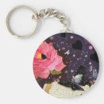 Fairy Tales! Basic Round Button Keychain