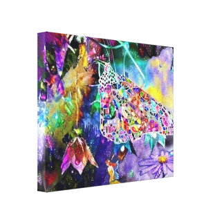 Fairy Tales Canvas