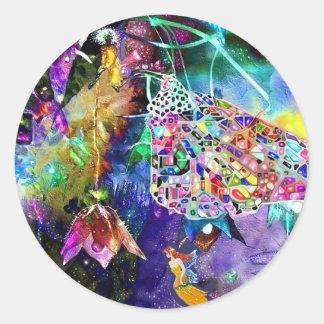 Fairy Tales, sticker