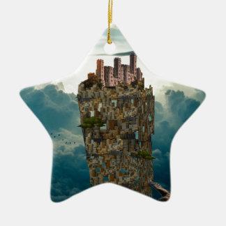 fairy-tales--tu ceramic ornament