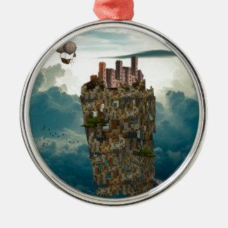 fairy-tales--tu metal ornament