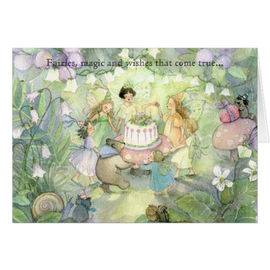 Fairy tea party invitations – Fairy Tea Party Invitations