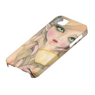 Fairy tea party iphone 5 case