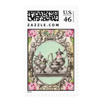 FaiRy TeA PaRTy PoSTaGE STaMPs