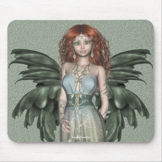 Fairy Terra Leaf Mousepad