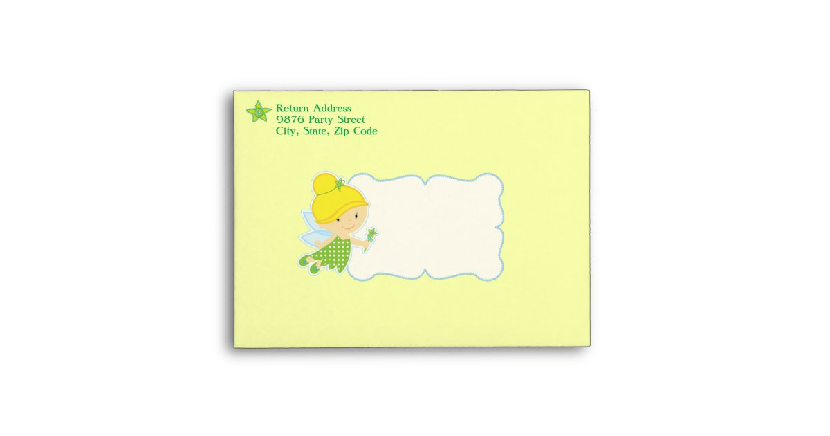 A7 square flap envelope liner template