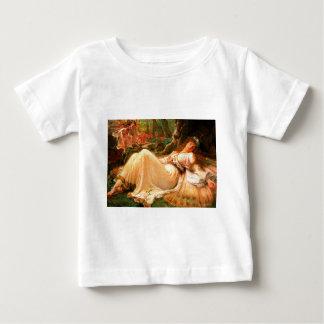 "Fairy ""Titania"" painting Baby T-Shirt"