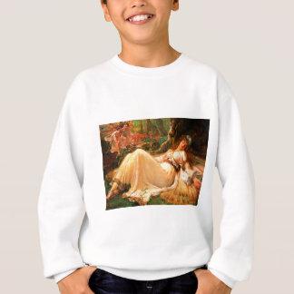 "Fairy ""Titania"" painting Sweatshirt"