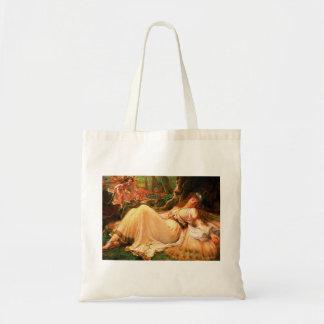"Fairy ""Titania"" painting Tote Bag"