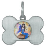 Fairy to fields pet tag