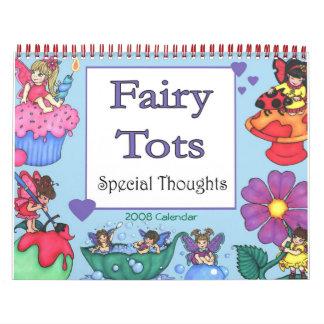 Fairy Tots 2008 Calendar