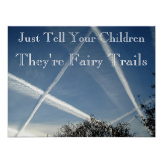 Fairy Trails Poster
